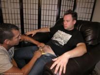 Sucking Off Sebastian from New York Straight Men