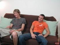 Luke And Cody from Broke Straight Boys