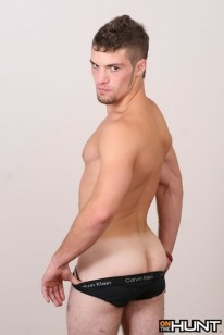 Hunky David from On The Hunt
