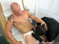 Luke Riley Gets Physical from College Boy Physicals