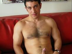 Hairy Uncut Alberto from Miami Boyz