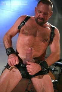 Rob Lawrence from Hot Older Male