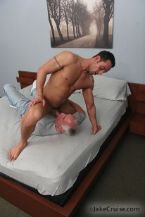 Fabio Stallone Serviced from Jake Cruise
