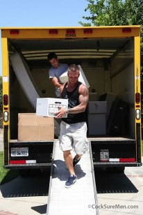 Movers from Cocksure Men