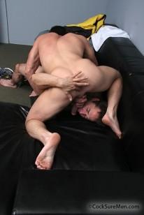 Dean Fucks Seth from Cocksure Men
