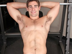 Football Hunk Jay from Sean Cody