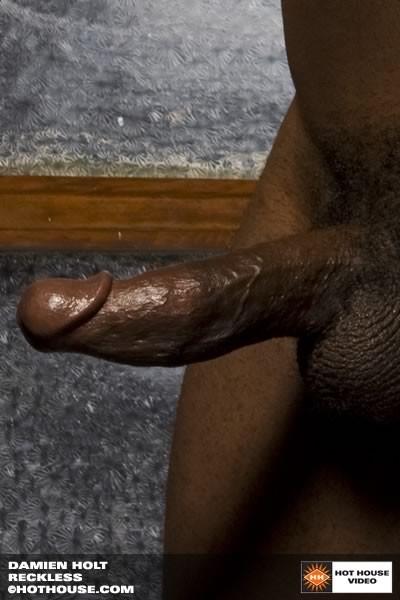 Damien Holt Gay Porn - Black Stud Damien Holt from Hot House at JustUsBoys ...