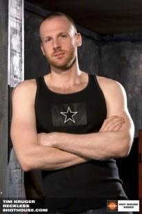 Porn Star Tim Kruger from Hot House