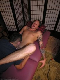 Tongue Bath For Troy from New York Straight Men