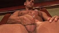 Hunky Sam Jerks from Sean Cody