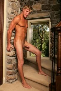 Gavin Jerks Off from Next Door Pass