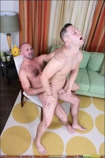 Josh Fucks Kevin from Extra Big Dicks