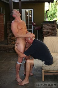 David Dakota Serviced from Jake Cruise