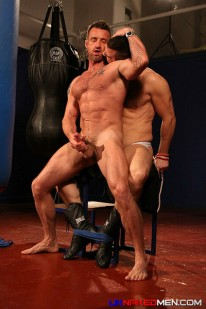 On The Ropes from Uk Naked Men
