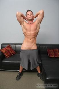Brenden Cage from Straight Guys For Gay Eyes