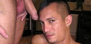 Servicing Vicent from New York Straight Men