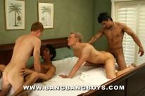 Bang Bang Boys Fourway from Bang Bang Boys
