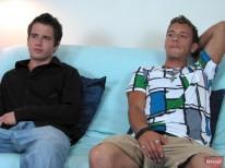 Tom And Josh Suck from Broke Straight Boys