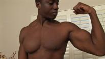 Black Hunk Derek from Sean Cody