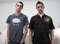 Damien And Marlin from Broke Straight Boys