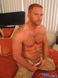 Hunky Adam from Men Over 30