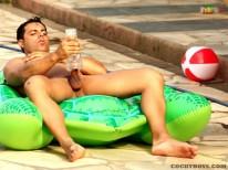 Fernando Sanchez from Cocky Boys