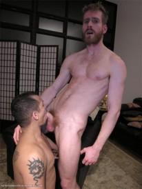Shower Of Ginger from New York Straight Men