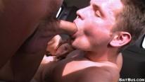 Sucking Off Cody from Bait Bus