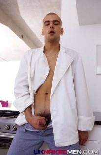 Hot Chef Paul from Uk Naked Men