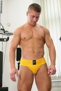 Hunk Joey Intenso from Bad Puppy