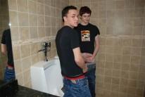 University Restroom from Dirty Boy Video