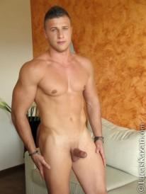 Hunky Mark from Lucas Kazan