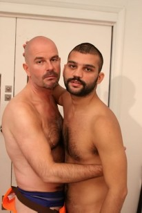 Hairy Men Fucking from Butch Dixon
