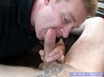 Servicing Caleb from Suck Off Guys