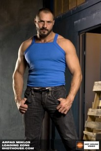 Arpad Miklos from Hot House
