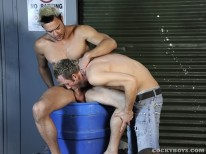 Nelson Fucks Orlando from Cocky Boys