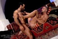 Arabesque from Raging Stallion