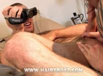 Muscle Hunks Cole Street from Hairy Boyz