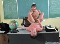 Andy Fucks Maddox from Teach Twinks