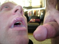 After Football Bj from New York Straight Men