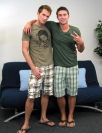 Logan And Shane from Broke Straight Boys