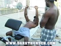 Kolby And Bam Fuck from Dark Thunder