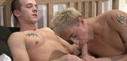 Dylan And Dan Fuck from Blake Mason