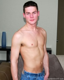Conner Oreily Jerks Off from College Dudes