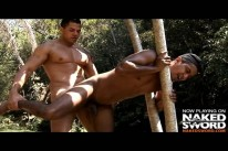 Amazon Ass Splitters from Naked Sword