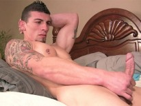 Ripped Stud Isaac from Straight Fraternity
