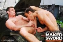 Commando from Naked Sword
