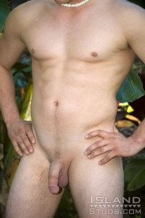 Beefy Hunk Trent from Island Studs