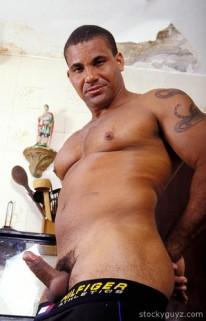 Stocky Xavier from Stocky Guyz