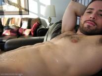 Ben Blows Aaron from New York Straight Men